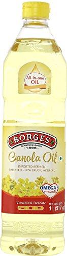 Borges Canola Oil