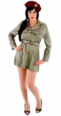Elope Der Diktator jungfräuliche Wache Kostüm für