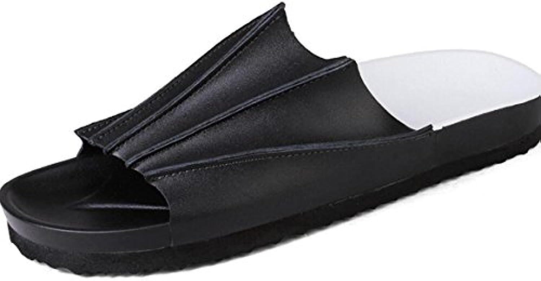 DHFUD Zapatos De Hombre Zapatillas De Verano Zapatos Casuales Sandalias De Playa