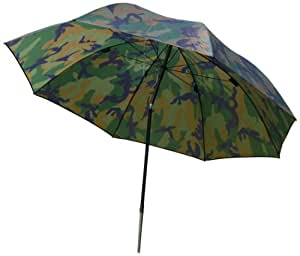 Zebco Umbrellas/Tents/Chairs - Camouflage, 2.20 m