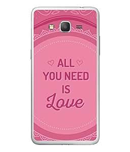 99Sublimation Designer Back Case Cover for Samsung Galaxy On7 Pro :: Samsung Galaxy On 7 Pro (2015) (Visage Human Facing Honest Quiet Laugh Often Mantled Pale Earnest)