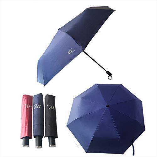 Tinyuet Paraguas Plegable de Viaje