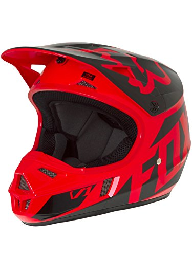 casque-cross-enfant-fox-v1-race-red-2017