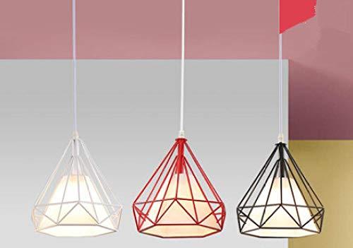 yiopk Kronleuchter Licht Decke Schlafzimmer Kinderzimmer Licht Diamant DREI Kronleuchter -