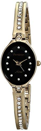 armitron-femme-75-5243bkgp-avec-cristal-swarovski-dore-bracelet-montre