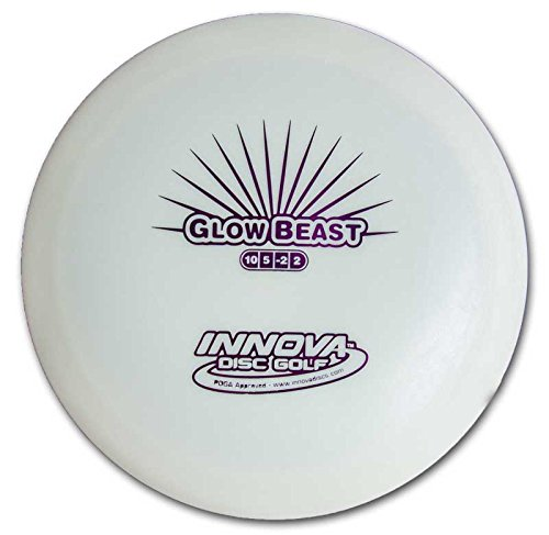 Innova Disc Golf Glow DX Beast Golf Disc (Farben können variieren), Verschiedene Farben (Disc Dx)