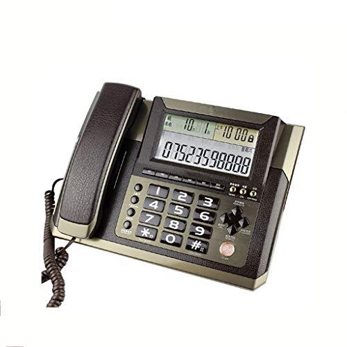 Elektrische Anzeige Telefonstimme Bericht Hören Stumm Antijamming Gruppe Home Office Büro Maschine Kaffee Farbe