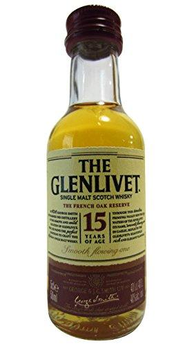 Glenlivet - Single Malt Miniature 15 year old