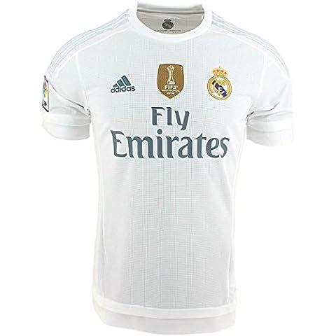Aadidas Maglietta ufficiale del prima completo Real Madrid CF, prima
