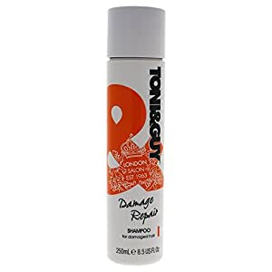 TONI & GUY Cleanse Shampoo for Damaged Hair, 250ml