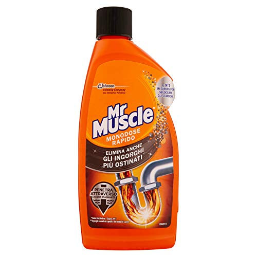 mr muscle wc pulver