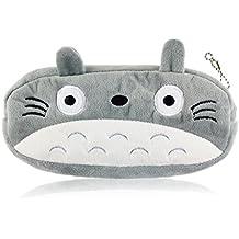 My neighbor Totoro plush pencil case bag #B by My Neighbor Totoro