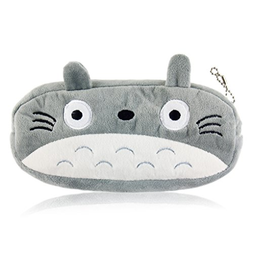 My neighbor Totoro plush pencil case bag #B by My Neighbor Totoro