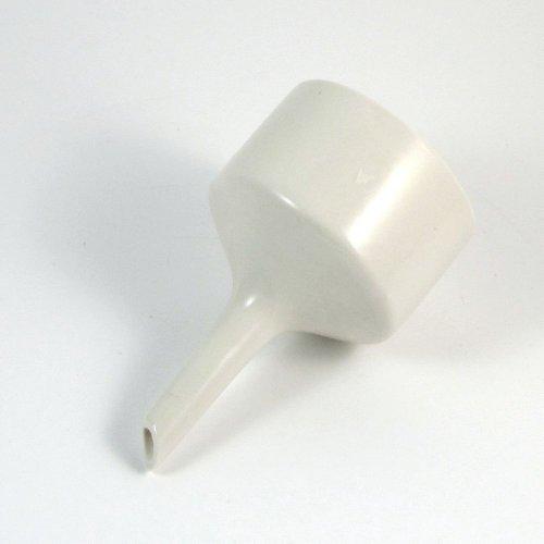 Porzellan Büchner Trichter filtern Größe (HxD) 134mm x 80mm