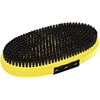 Toko Base Brush Oval Horsehair With Strap, color 0