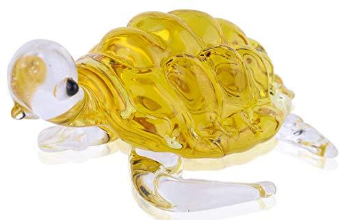 Kristallglas Tier Ornament kleine Schildkröte / Schildkröte Figur Sammlungen