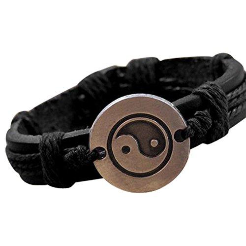 Armband, pikolai Tai Chi Ying Yang Armband Western Freundschaft Armbänder