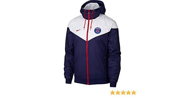 Herren Nike Allwetterjacke Paris St germain Windrunner Paris