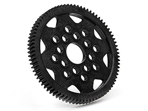 New! 6981 HPi Racing Spur Gear 81 Tooth (48 Pitch)