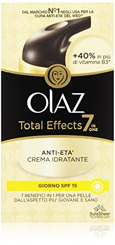 Olaz - Total Effects 7 in one, Crema Idratante , 50 ml