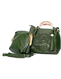 ABHI SHOPPIE Women Handbag With Sling Bag Combo