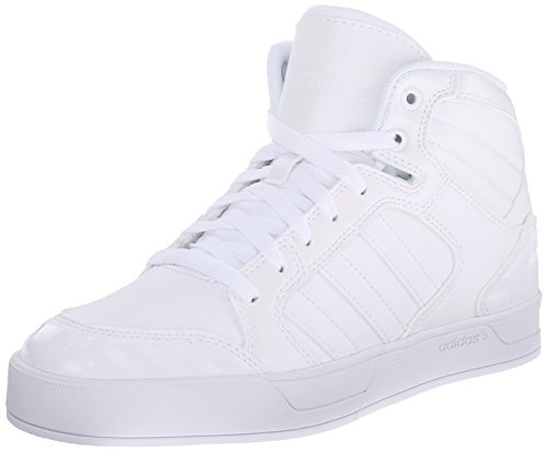 Adidas Neo Raleigh Mid W Casual Sneaker, blanc / blanc / blanc, 6 M Us White/White/White