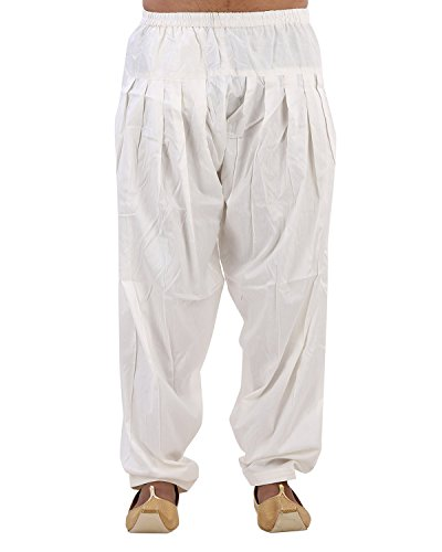 Magnet Men's Cotton Silk Patiala Salwar Alladin Pant's