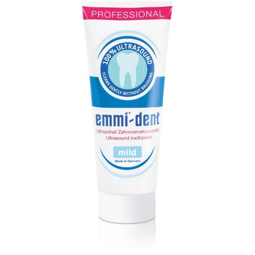 Emmi-dent Ultraschall-Zahncreme mild