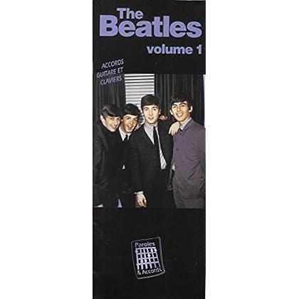 Beatles paroles et accords vol 1