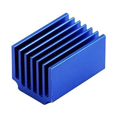 10pcs 3D Printer Stepper Motor Heatsink for TMC2100/2130/2208 Drive Modules