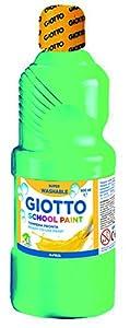Tempera Giotto MAS Lavable LIQUIDA 500 ml Botella Turquesa