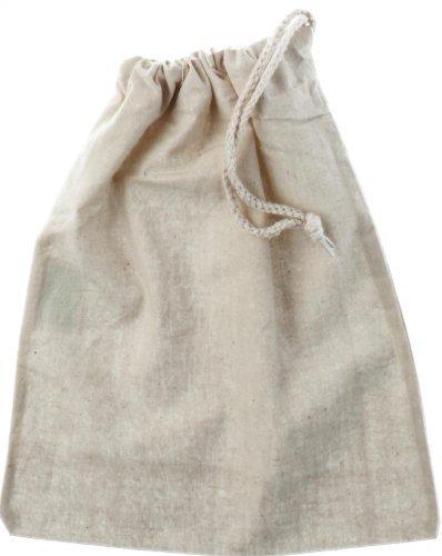Westford Mill Cotton Stuff Bag, Natural, L (50x40cm)