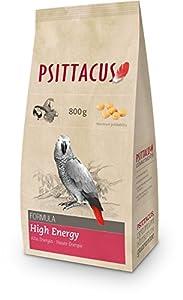 psittacus: Psittacus Alimento para pájaro Alta energía - 800 gr