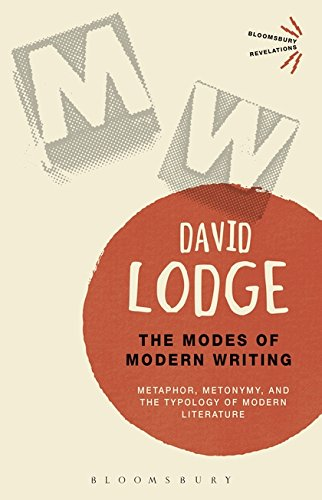 The Modes of Modern Writing: Metaphor, Metonymy, and the Typology of Modern Literature (Bloomsbury Revelations) por David Lodge