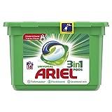 Ariel 3in1 PODS Universal Strahlend rein, 16Waschladungen