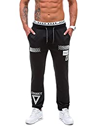 BOLF – Pantalons de sport – Jogging pantalons – J. STYLE 1062 – Homme