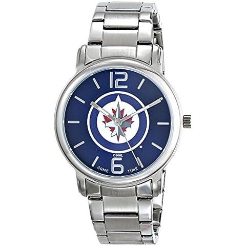 Game Time Donna nhl-aar-win all-around Orologio–Winnipeg Jets