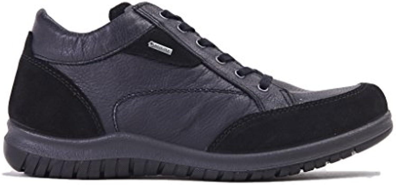 IGI&CO Botín Gore-tex 8713000 HOMBRE-NEGRO  Zapatos de moda en línea Obtenga el mejor descuento de venta caliente-Descuento más grande