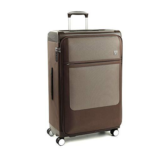 Roncato Trolley Grande L Morbido New York - cm 76x48x27 L 93 Ultra-leggero Organizer Interno Chiusura TSA Garanzia 2 anni