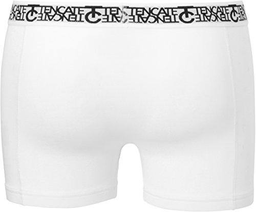Boxershorts Herren Short 3-PACK BASIC COTTON (3408) Weiß