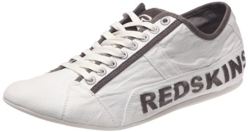 Redskins Tempo, Baskets mode homme Blanc (BLANC+GUN)
