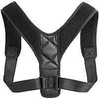 Detectoy Erwachsene Schüler Verstellbare rückenhaltung Korrektor Klammer Schulterstütze Band Gürtel Haltung korrekten... preisvergleich bei billige-tabletten.eu