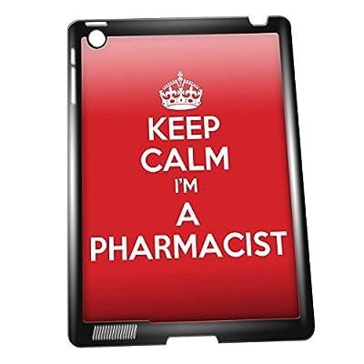 Keep Calm I 'm un farmacéutico iPad 234caso Idea de regalo presente