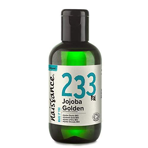 Naissance Aceite Vegetal Jojoba Dorada BIO n. º 233-100ml