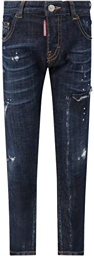 DSQUARED2 Jeans Bimbo Cool Guy DQ0236 D005K DQ01 Blu Primavera Estate 2021