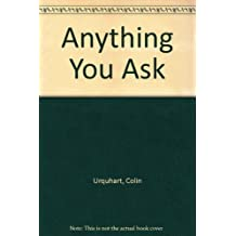 Anything You Ask (Hodder Christian paperbacks)