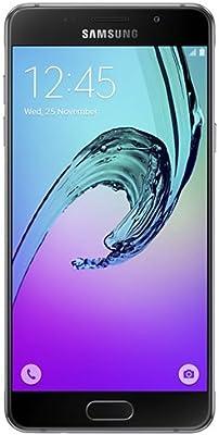 Samsung Galaxy A5(2016) (a510F de DS) 16GB-Black-Dual SIM