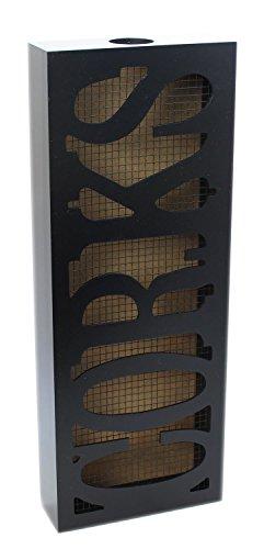 Korkhalter, 20 x 50 cm, Dekoration für Bars, mit Holzrahmen
