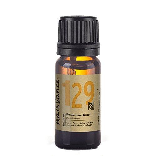 Naissance Olio di Incenso Africano (Carteri) – Olio essenziale puro al 100%...