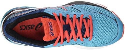 Asics Gel-Pluse 8, Scarpe da Corsa Donna Blu (Aquarium/Coralicious/Poseidon)